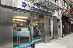 Second Avenue Subway Community Information Center