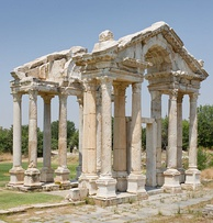 Aphrodisias was inscribed on the UNESCO World Heritage Site List in 2017