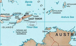 Soon after recognising the annexation of East Timor in 1978, Australia began negotiations with Indonesia to divide resources found in the Timor Gap.