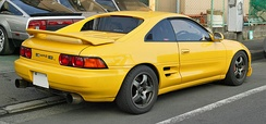 MR2 SW20 Revision 3
