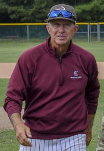 Skipper Mike Roberts led Cotuit to CCBL titles in 2010, 2013 and 2019