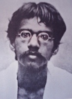 Barindra Kumar Ghosh, was one of the founding members of Jugantar and younger brother of Sri Aurobindo.