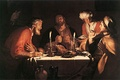 The Emmaus Disciples, Abraham Bloemaert, 1622