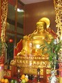 The monk Budai as an incarnation of Maitreya