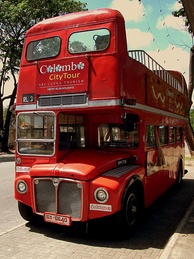 AEC Routemaster in Sri Lanka
