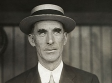 Connie Mack, the former owner of the Athletics