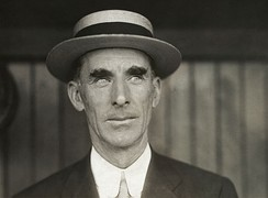 Longtime manager Connie Mack, pictured in 1911.