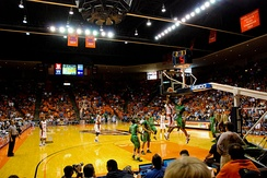 Don Haskins Center at the UTEP campus