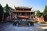 Wenmiao (Temple of the God of Culture, Confucius) in Gongcheng.