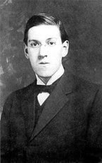 H. P. Lovecraft.
