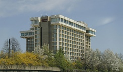 The Key Bridge Marriott is the company's longest operating hotel.