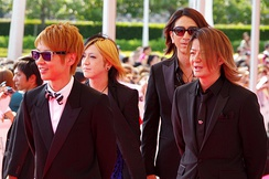 Originally a visual kei band, Glay went on to become one of the best-selling musical acts in Japan.