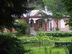 Melikhovo, now a museum