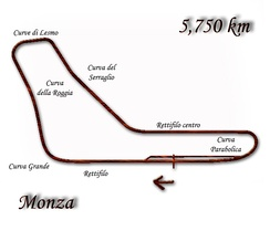 This was the last time the Autodromo Nazionale di Monza was driven for 68 laps: from 1971 onwards, the race would have 55 laps