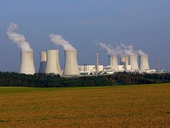 Dukovany Nuclear Power Station