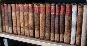 Books containing Latin translations of some of Origen's extant writings