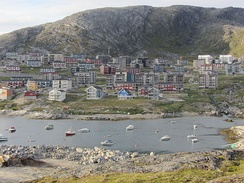 Urbanization in Greenland