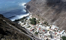 Saint Helena, Ascension and Tristan da Cunha: Jamestown, Saint Helena