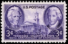 Tennessee StatehoodIssue of 1946