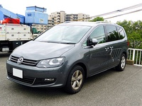 Volkswagen Sharan TSI Comfortline BlueMotion (Japan)