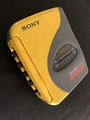 "A ""Sport"" Walkman model from the early 90s"