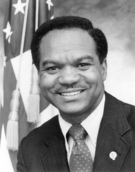 Walter E. Fauntroy, delegate from the District of Columbia from 1971 to 1991