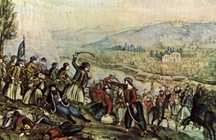 The Greek War of Independence (1821–1829) against the Ottomans