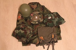 Uniform of SVK
