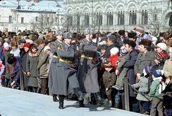 April 1990 in Moscow