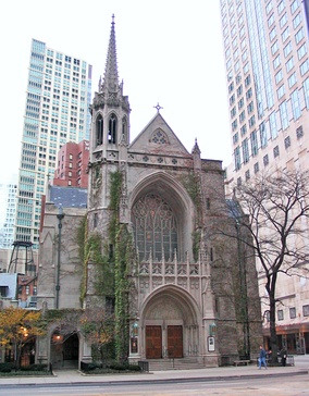 Fourth Presbyterian Church (Chicago), built 1914