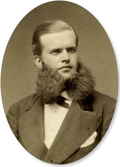Axel Nicolai Herlofson, who defrauded customers of Arendals Privatbank and thereby caused the Arendal crash