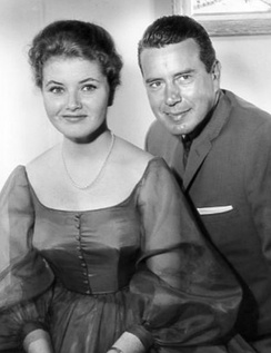 With Noreen Corcoran in Bachelor Father (1957–1962)