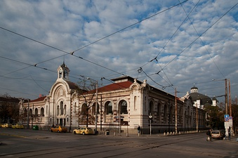 The Central Sofia Market Hall