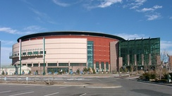 The Pepsi Center opened as the Avalanche's new home arena in 1999.