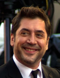 Bardem at the 83rd Academy Awards in 2011