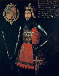 John of Gaunt had been at the centre of English politics for over thirty years, and his death in 1399 led to insecurity