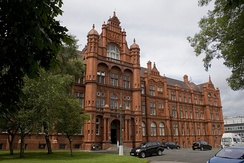 Established in 1967, the University of Salford is one of four universities in Greater Manchester. It has some 19,000 students.