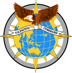 Emblem of the United States Pacific Command