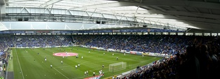 King Power Stadium, home of Leicester City F.C.