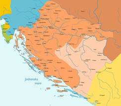 Croatia after the Treaty of Zadar