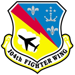 104th Fighter Wing Emblem