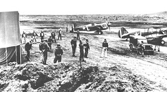 11th Fighter Squadron on alert at Fort Glenn AAF June 1942