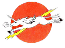 Legacy World War II emblem of the 369th Fighter Squadron