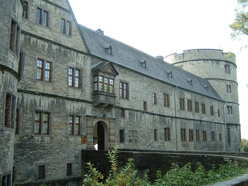 The Wewelsburg was the most important site in Himmler's pseudo-Germanic religious doctrine.