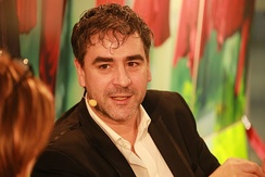 German-Turkish journalist Deniz Yücel was imprisoned for espionage in February 2017