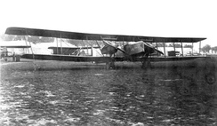 Farman F.50 at the Air Service, United States Army Air Service Production Center No. 2, Romorantin Aerodrome, France, 1918