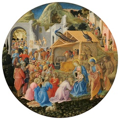 Fra Angelico and Filippo Lippi, 15th century.