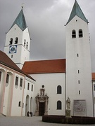 Cathedral in Freising