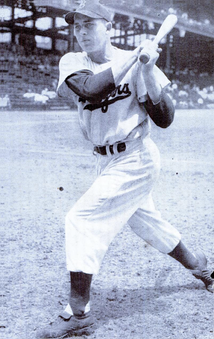 Hodges in 1949