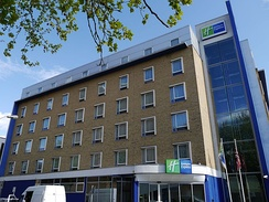 Holiday Inn Express, North End Road, Fulham, London